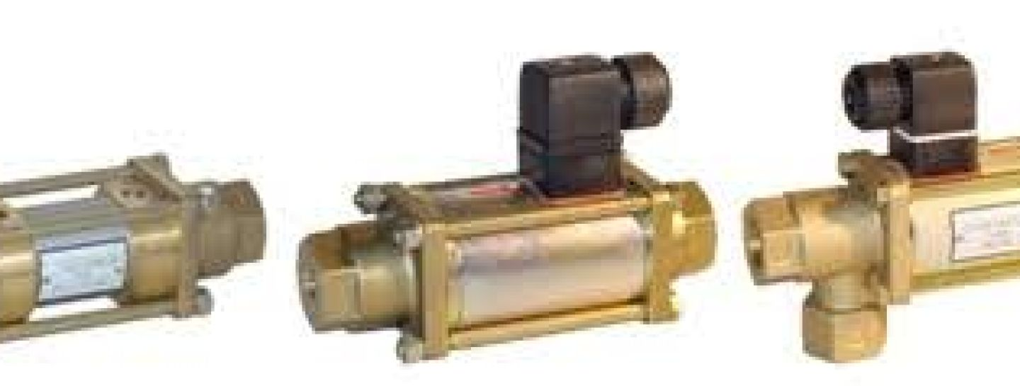 Coxial Valves  RSG